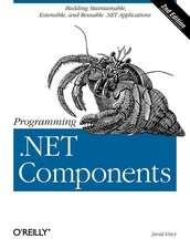 Programming .NET Components 2e