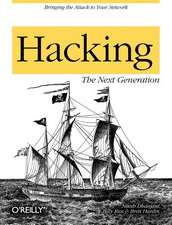 Hacking – The Next Generation