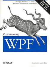Programming WPF 2e