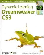 Dreamweaver CS3 [With Dvdrom]