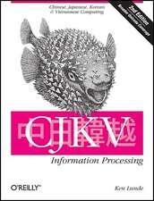 CJKV Information Processing 2e