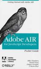 Adobe AIR for JavaScript Developers:  Volume 13