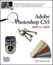 Adobe Photoshop CS5 One–on–One