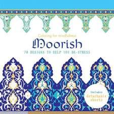 Moorish:  70 Designs to Help You de-Stress
