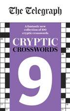 Telegraph Cryptic Crosswords 9