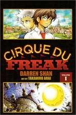 Cirque Du Freak, Volume 1