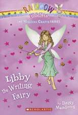 Libby the Writing Fairy:  A Nonfiction Companion to the Original Magic School Bus Series