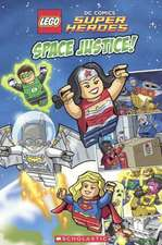 Lego DC Super Heroes:  Space Justice!