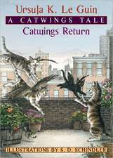 Catwings Return:  Unlocking the Writer Within You