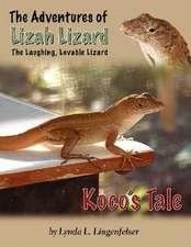 Lizah Lizard:  Koco's Tale