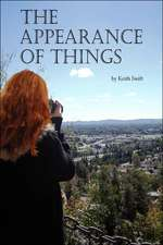 The Appearance of Things