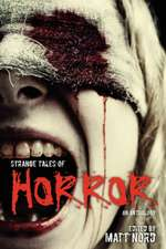 Strange Tales of Horror:  An Anthology