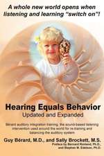 Hearing Equals Behavior:  Updated and Expanded