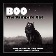 Boo the Vampire Cat