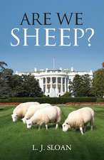 Are We Sheep