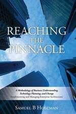Reaching the Pinnacle
