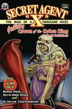 Secret Agent X-Volume Four