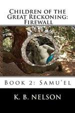 Children of the Great Reckoning, Firewall, Book 2