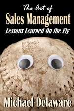The Art of Sales Management