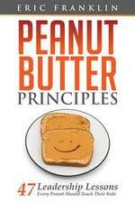 Peanut Butter Principles
