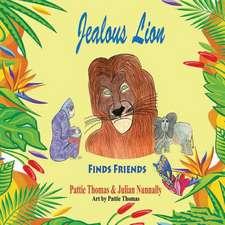 Jealous Lion