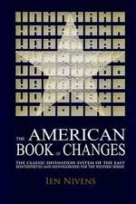 The American Book of Changes