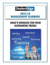 2013-14 Management Yearbook