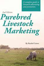 Purebred Livestock Marketing