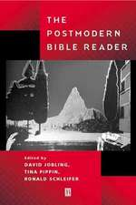 The Postmodern Bible Reader