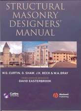 Structural Masonry Designers′ Manual