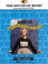 The Sound of Music: Instrumental Solos for Cello [With CD (Audio)]