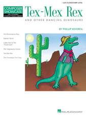 Tex-Mex Rex and Other Dancing Dinosaurs:  Late Elementary Level