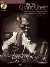 Best of Grant Green [With CD (Audio)]