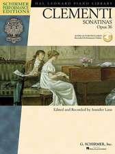Muzio Clementi: Sonatinas, Opus 36