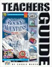 Rocky Mountain Mystery Teacher's Guide