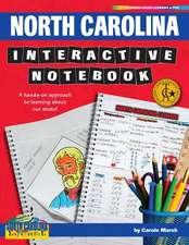 North Carolina Interactive Notebook