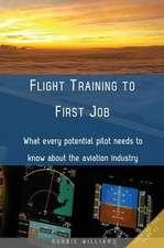 Flight Training to First Job