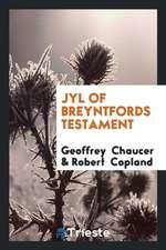 Jyl of Breyntfords Testament