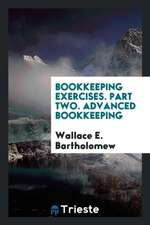 Bookkeeping Exercises ...