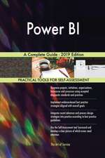 Power BI A Complete Guide - 2019 Edition