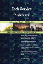 Tech Service Providers A Complete Guide - 2020 Edition