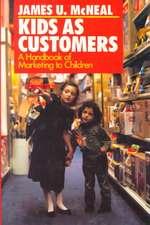 Kids as Customers