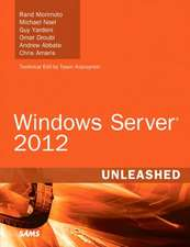 Windows Server 2012 Unleashed