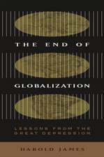 The End of Globalization – Lessons from the Great Depression