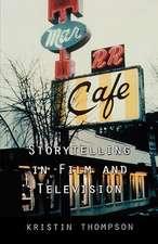 Storytelling in Film & Television