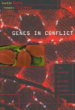 Genes in Conflict – The Biology of Selfish Genetic Elements