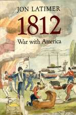 1812 – War with America