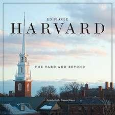 Explore Harvard – The Yard and Beyond
