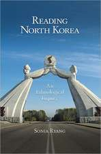 Reading North Korea – An Ethnological Inquiry