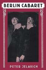 Berlin Cabaret (Paper)